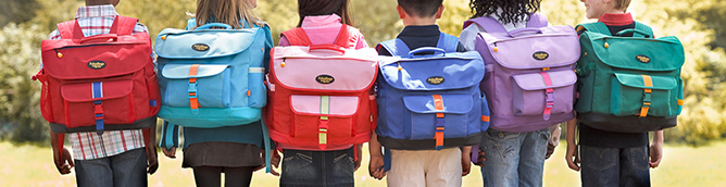 Can a School Bag Damage a Spine?